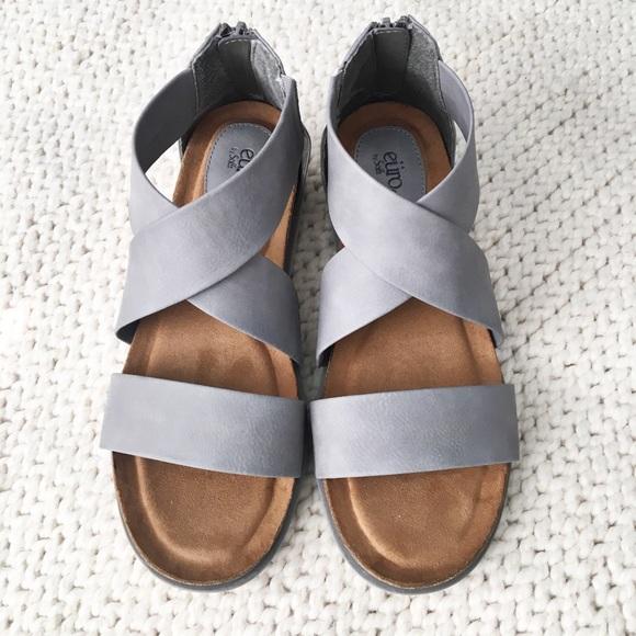 c012b9a024b Eurosoft Shoes | Landry Ii Wedge Sandal | Poshmark